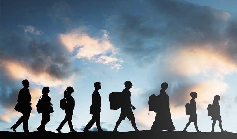 چگونه مهاجرت کنیم